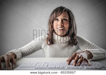 technological girl