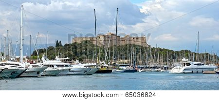 Antibes - Yachts