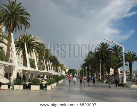 Foreshore at Split