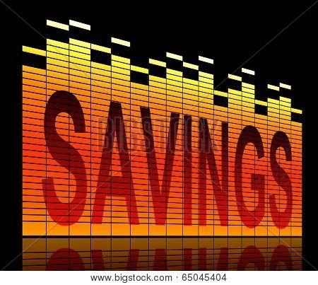Savings Concept.