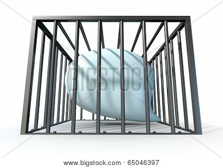 Censorship Of Speech Caged