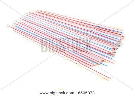 Colour Plastic Tubules