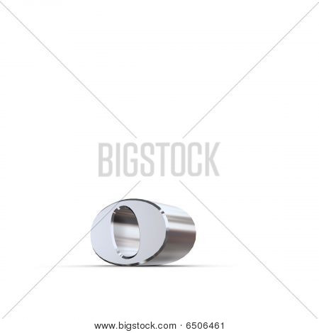 Shiny Metal Whole Note - Semibreve