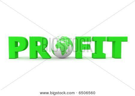 Profit World Green