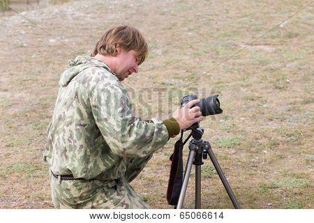 Keen Photographer