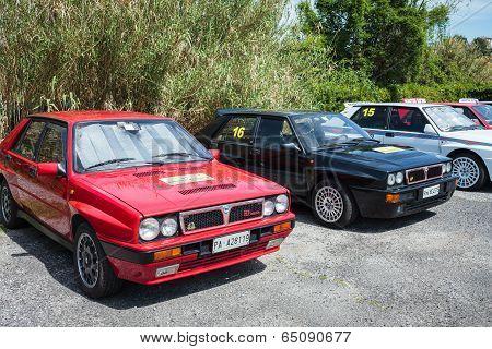 Lancia Delta Vintage Cars