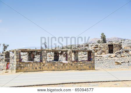 Bedouin Kiosk Jebel Shams