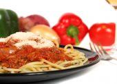 Spaghetti Dish poster