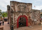 stock photo of malacca  - MALACCA MALAYSIA  - JPG