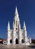 picture of kanyakumari  - Catholic Church  - JPG