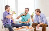 foto of bachelor party  - friendship - JPG