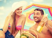 stock photo of champagne color  - summer - JPG