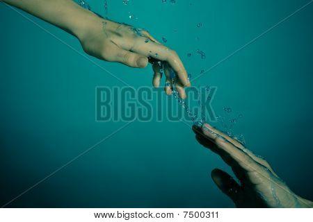 Rescue Underwater