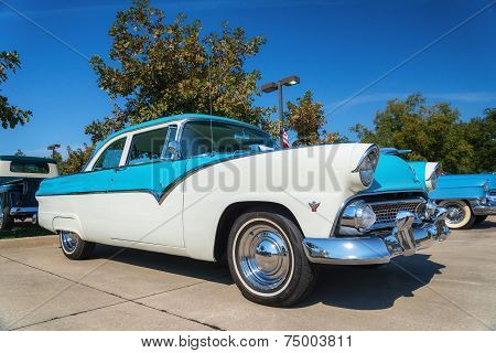 1955 Ford Fairlane Classic Car