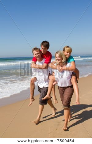 family piggyback