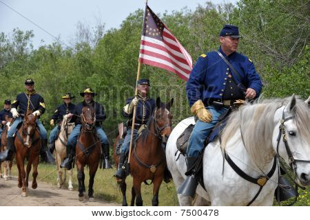 Union Army Cavalry
