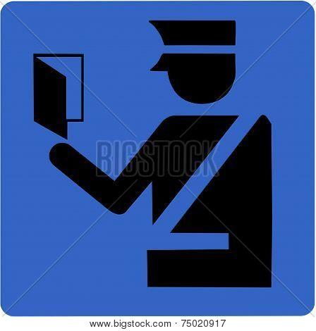 Immigration Symbol