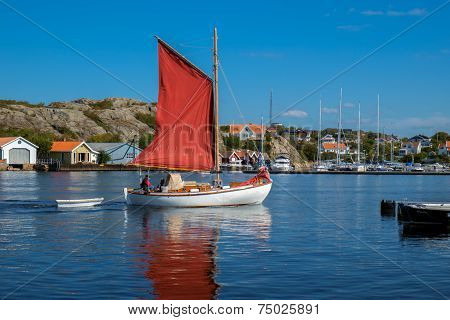 Marstrand in September