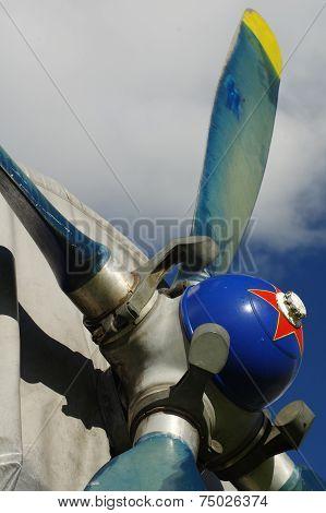 propeller detail