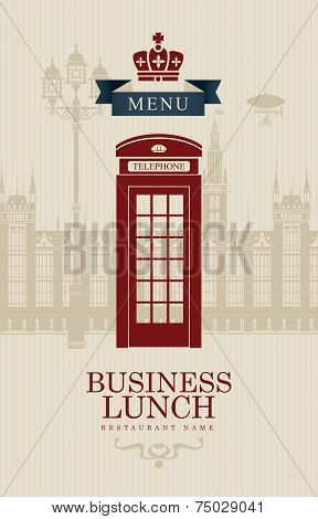 British business lunches