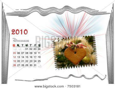 2010 december calendar