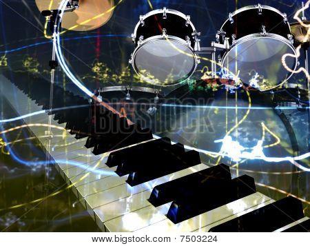 Fondo musical Jazz