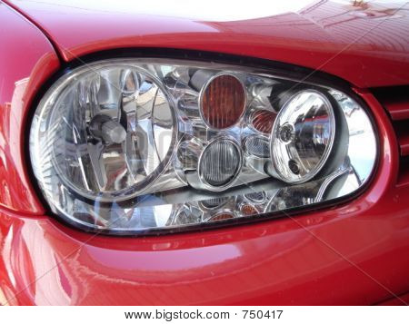 Jetta headlights