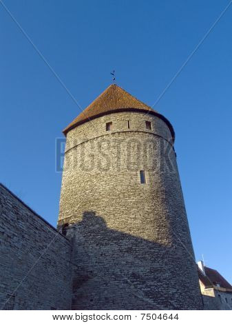 Medieval Fortification  and towers