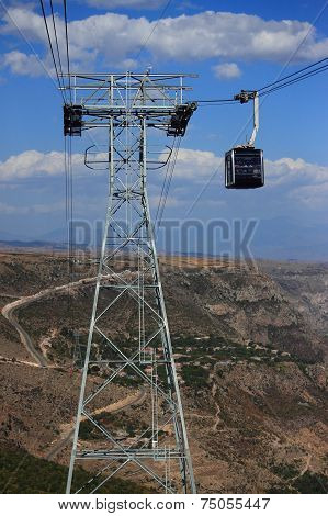 cable car Wings of Tatev
