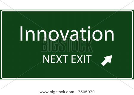 Innovation Vector Sign