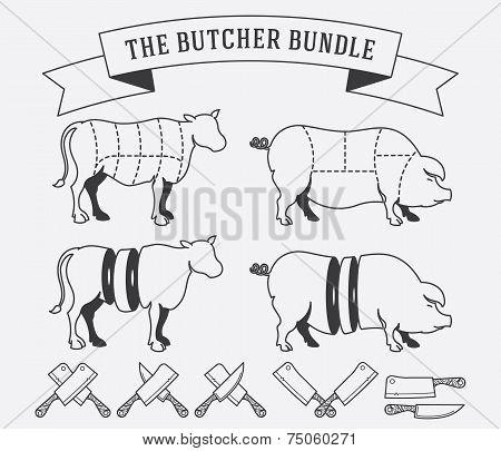 The Butcher Bundle