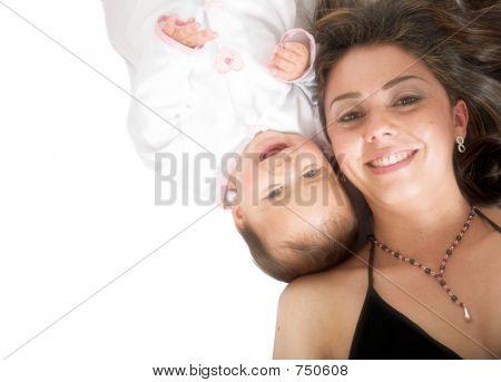 Baby And Her Mum