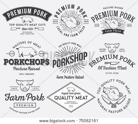 Premium Pork Meat