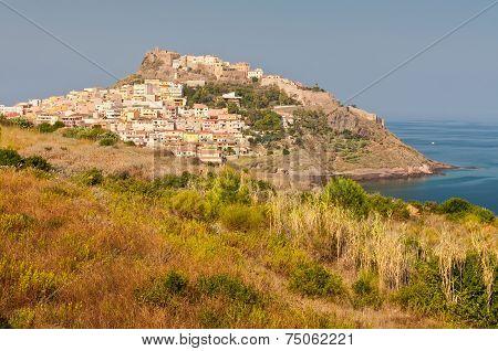 Coastal Town Castelsardo