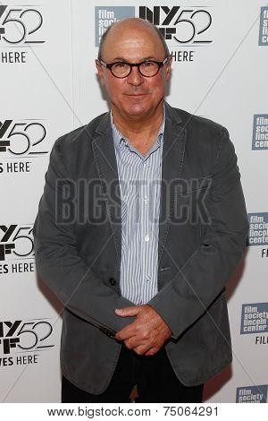 NEW YORK-OCT 8: Director Robert Kenner attends the