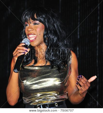 Heather Small in Concert.