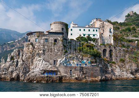 Amalfi Coast View, Italy