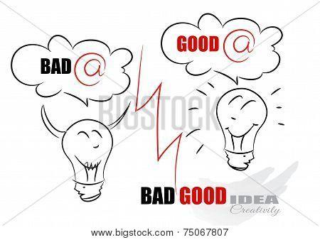 Bulbs - creativity idea