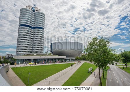 Bmw Welt Of Muniche
