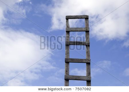 Ladder To Beautiful Heaven