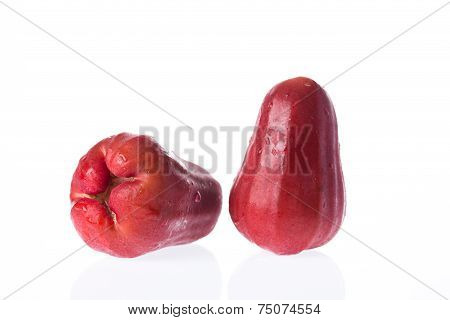 Two Rose Apples