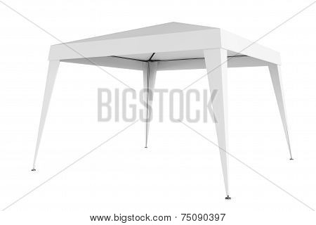 White Canopy Tent