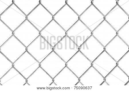 Wired Fence Pattern