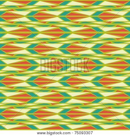 Seamless Pattern Mosaic