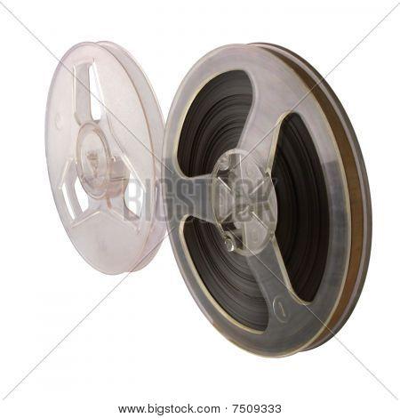 Isolated Tape Bobbines