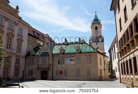 City museum of Bratislava