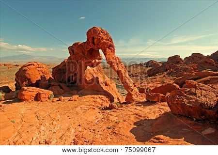 Elephant Rock, Valley of Fire NV