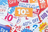 pic of coupon  - Discount coupons - JPG