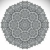 foto of ottoman  - Mandala - JPG