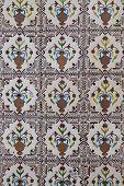 Portuguese Glazed Tiles 122